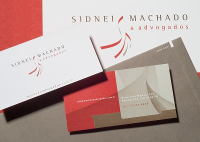 Sidnei Machado Stationery