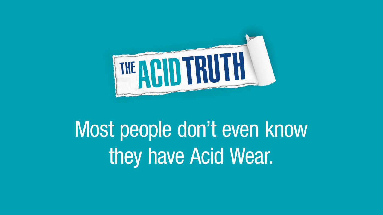 Pronamel Acid Truth Campaign