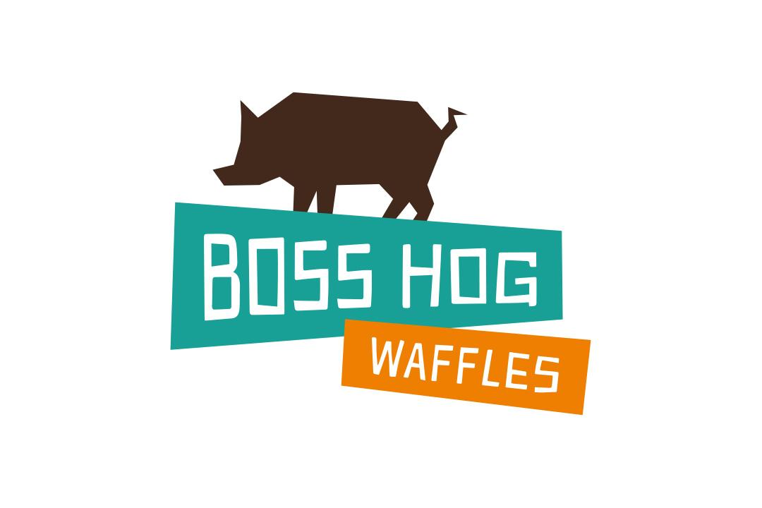Boss Hog Waffles Logo