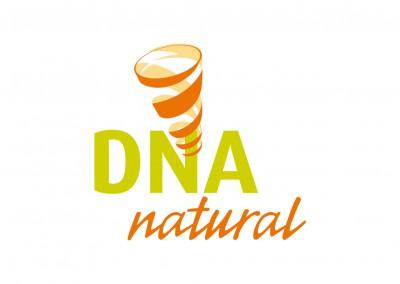 DNA Natural Logo