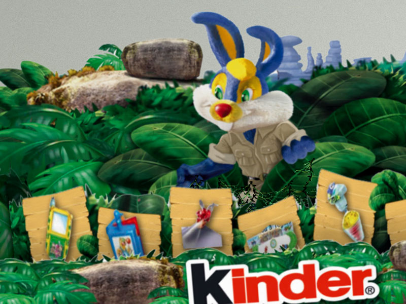 Ferrero's 2010 Easter Campaign