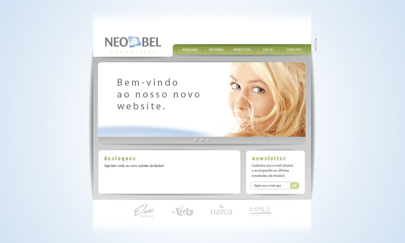 Neo Bel Website