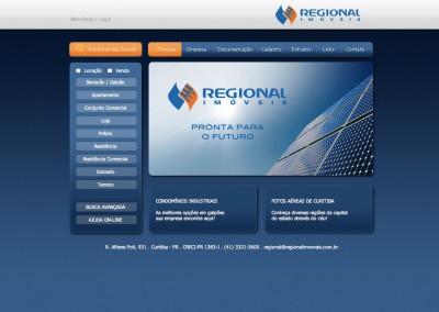 Regional Website