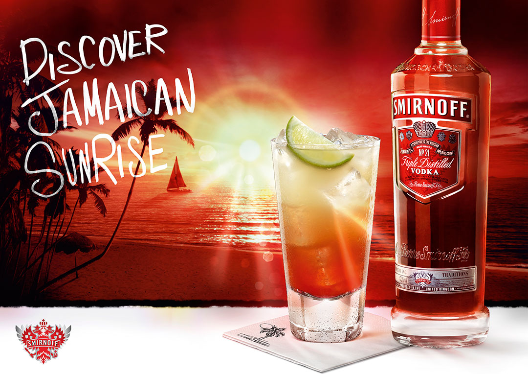 Smirnoff World's Best Drinks Campaign