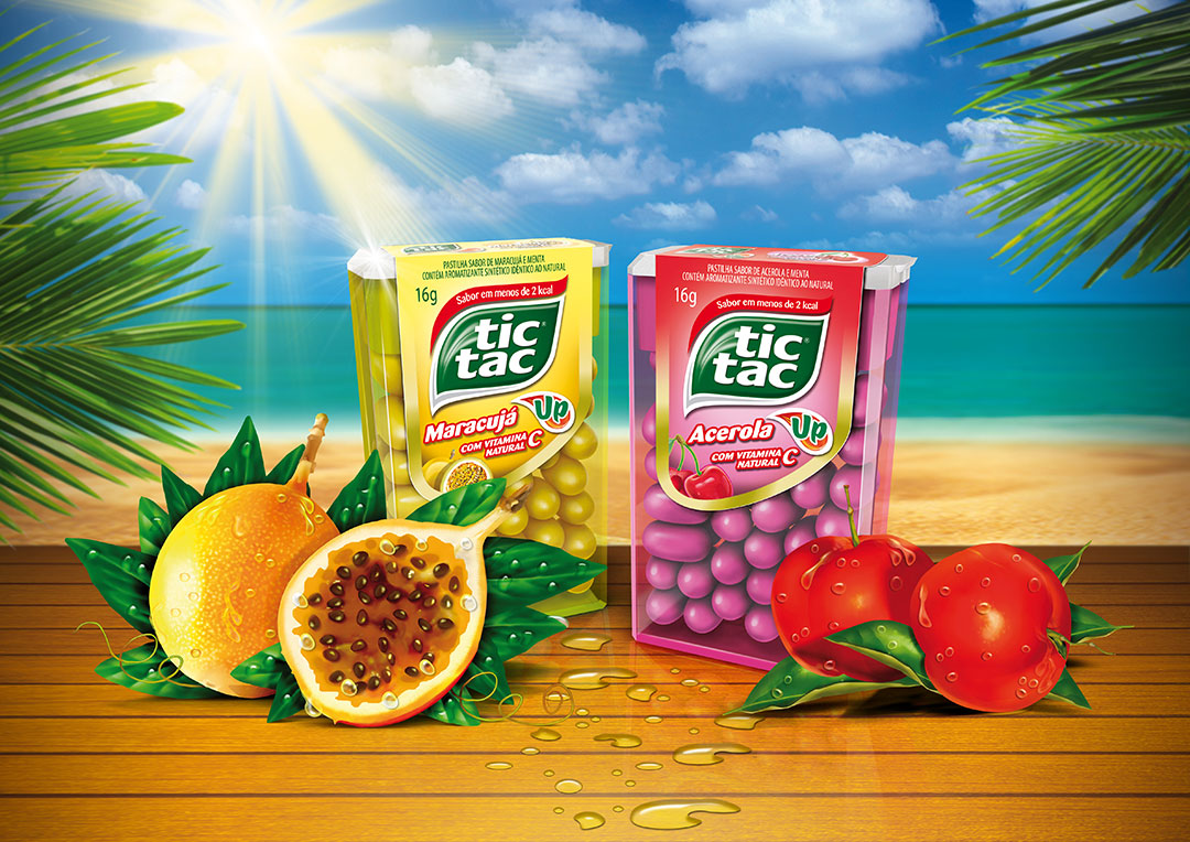 Tic Tac Up Launch