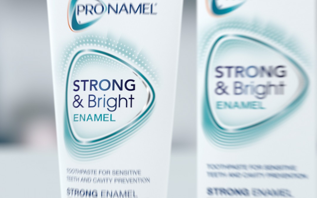 Pronamel Strong & Bright Global Launch