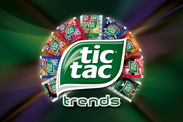 Tic Tac Trends Campaign