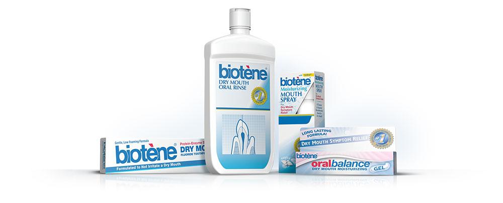 Biotène Campaign