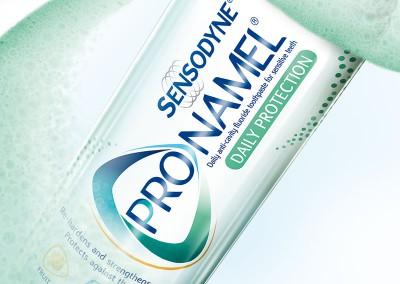 Pronamel Iso-Active Campaign
