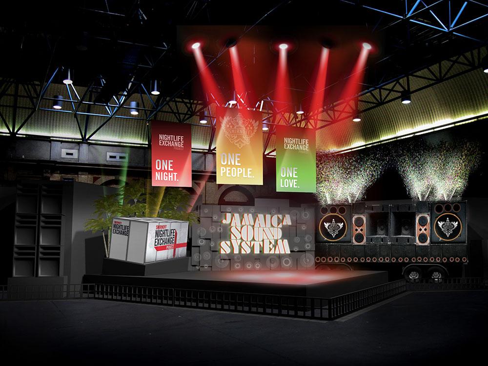 Smirnoff's Nightlife Exchange Project 2011
