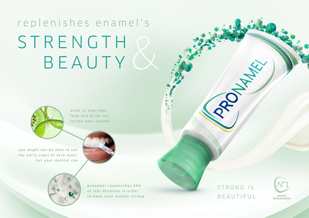 Pronamel Beauty Studies