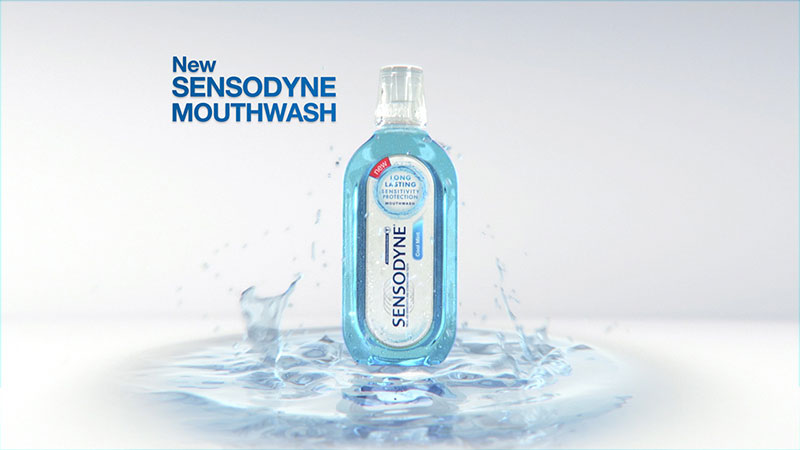 Sensodyne One Step Ahead Project