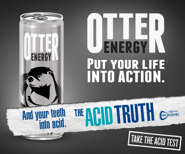 Pronamel Acid Truth Campaign