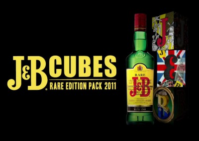 J&B Rare Cubes Video