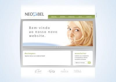 Neo Bel Website