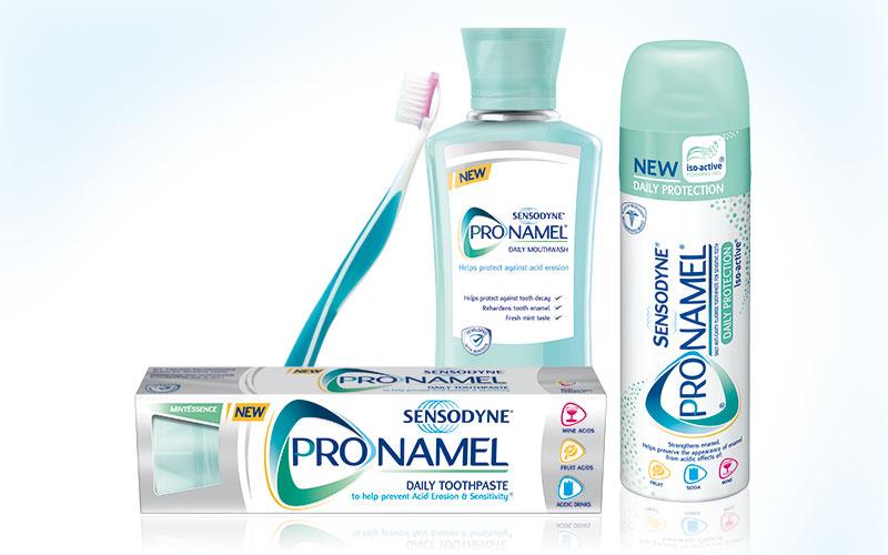 Pronamel Launch