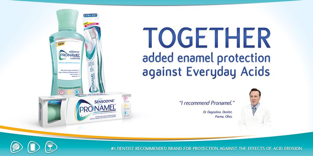 Pronamel Regime Campaign USA
