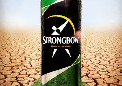 Strongbow Pear Visuals