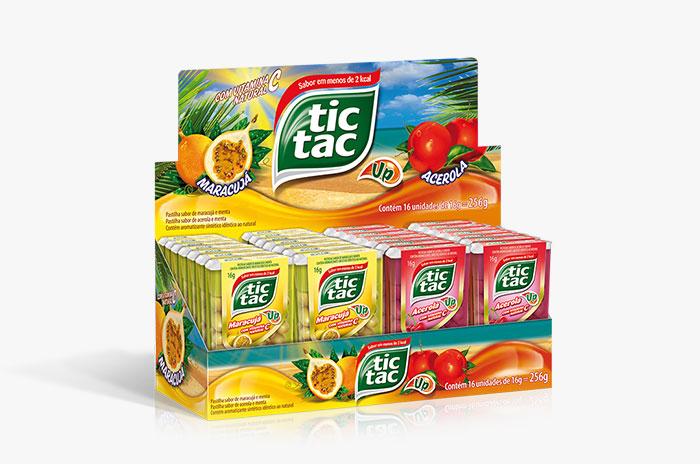 Tic Tac Up Launch