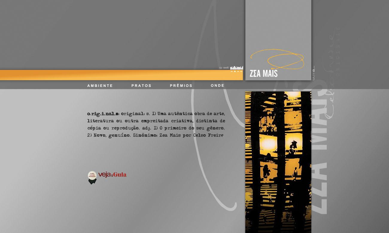 Zea Maïs Website